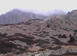 Перевал Кызылтюз