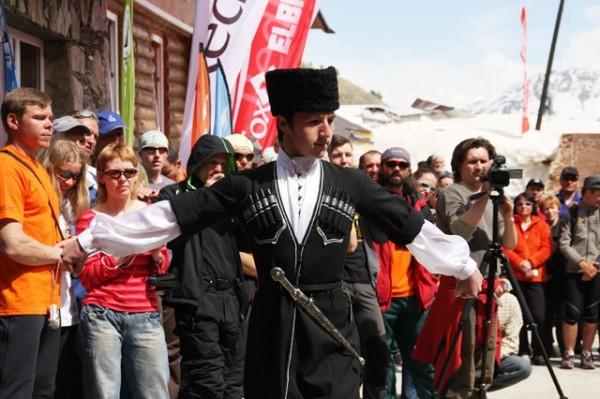 Национальный танец Кабардино-Балкарии