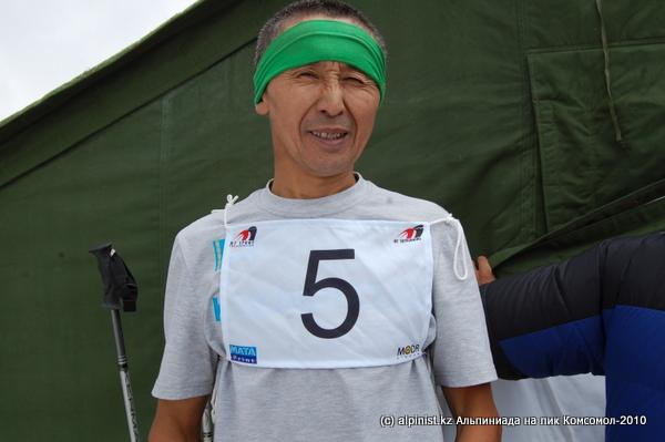 К сожалению больше фотографий участников забега у меня нет. Фотик замерз.