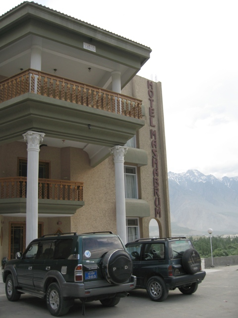 Masherbrum hotel