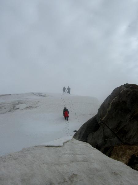 Около вершины Кругозора