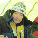 пик Хан-Тенгри 7010м зима с 8.01 по 22.01.11