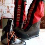 Продам высотные ботинки