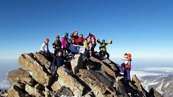 Alpine Club After Party @ Almaty Hostel | Алматы | Алматинская область | Казахстан