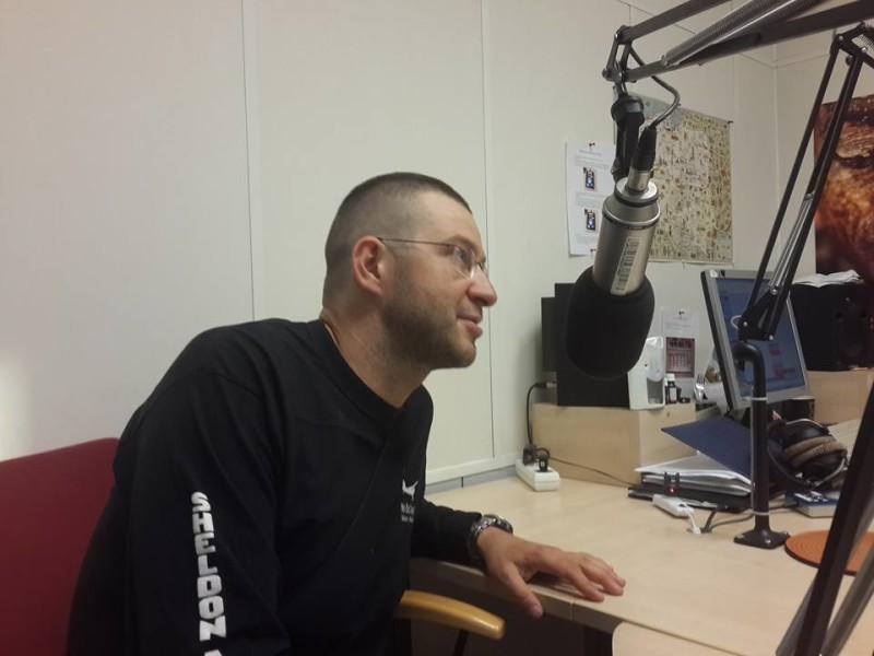 Богуслав Магрель на радио ТОК