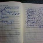 Дневник Дамира Молгачева. Сборы февраль 2002 г.
