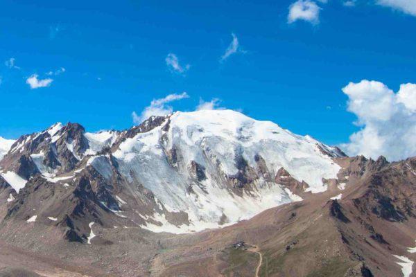 Альпиниада на пик Молодежный