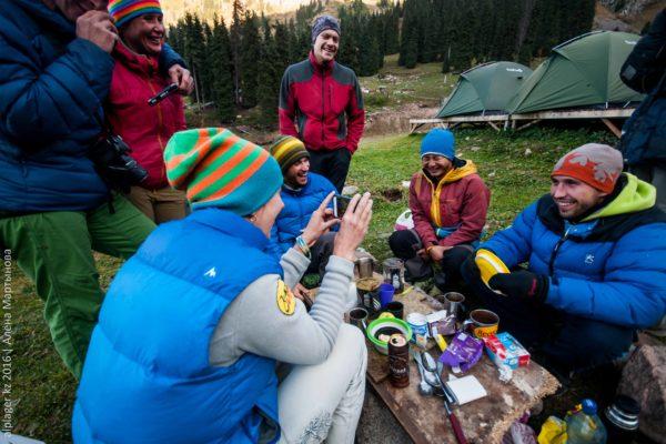 Чемпионат мира по альпинизму в скальном классе. Туюк-Су